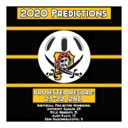 2020 PREDICTIONS PIrates